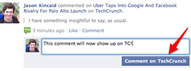Facebook реструктурировал свою систему комментариев