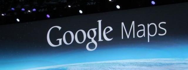 Google Maps будет таргетировать рекламу по поисковым запросам