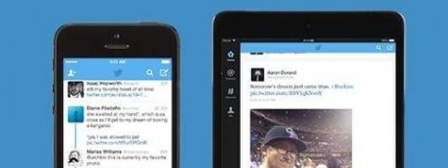 Три четверти пользователей Twitter заходят на сервис с мобильных