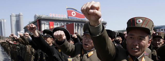 В КНДР заблокирован доступ к соцсетям Facebook и Twitter