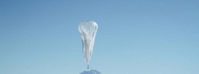 Google обеспечит Шри-Ланку интернетом с воздушных шаров