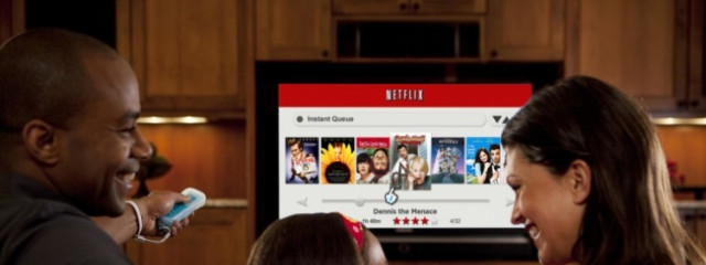 Онлайн-кинотеатр Netflix начал свое «вещание» в России