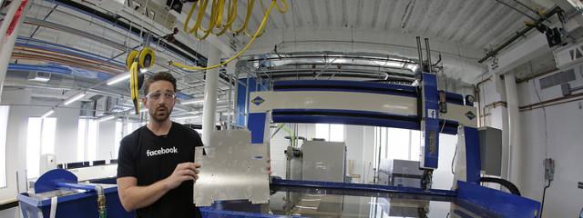 Facebook заявила об открытии крупнейшей производственной лаборатории