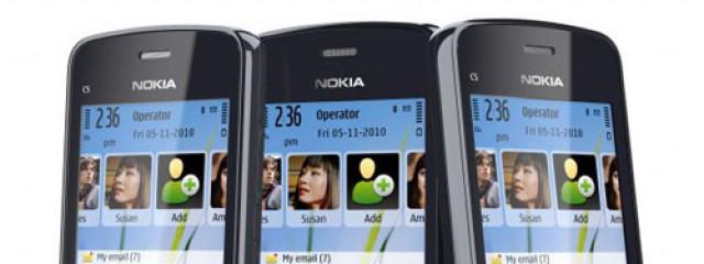 Новый смартфон 'Nokia C5' — чудофон для всех