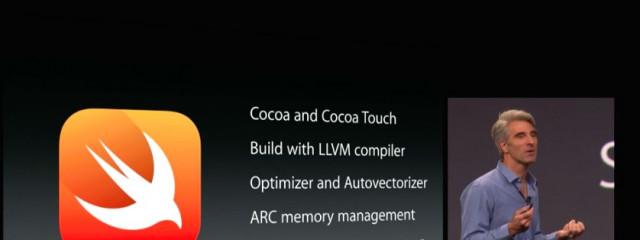 Новый язык программирования Swift от Apple