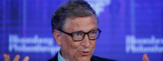 Билл Гейтс извинился за создание сочетания клавиш Ctrl+Alt+Del