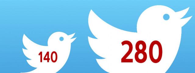 Twitter стал длиннее