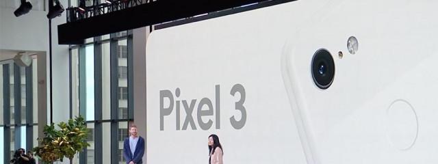 Google представила новые смартфоны и планшет линейки Pixel
