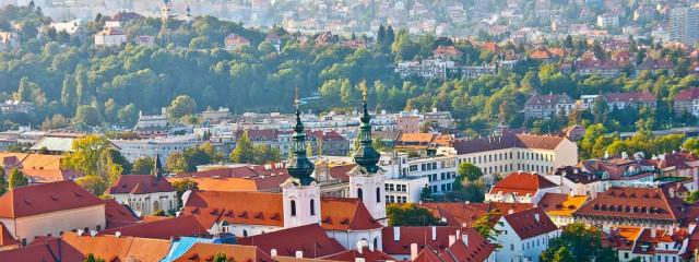 Немного об отдыхе в Чехии
