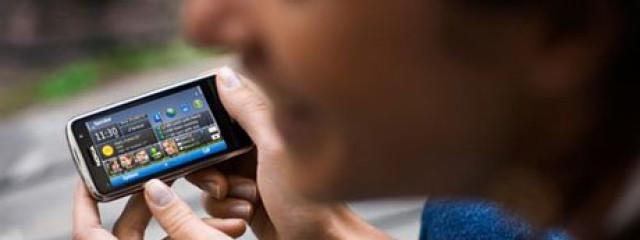 В 2012 году 13% интернет-трафика идет с мобильных устройств