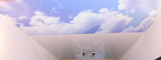 Натяжные потолки от компании «ЭКО»