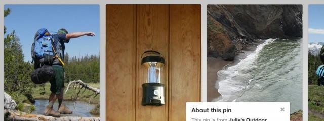 Pinterest показал первую рекламу