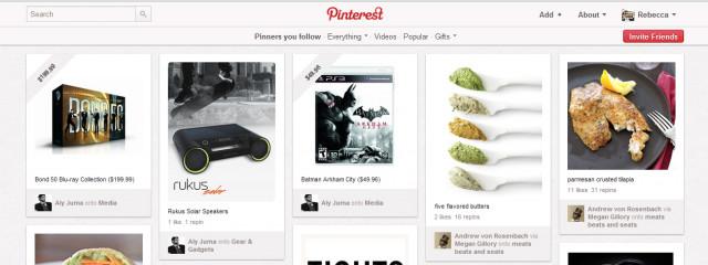 Pinterest оценили в $3,8 миллиарда