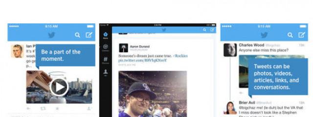 Twitter внедрил предпросмотр фото и видео в ленте новостей