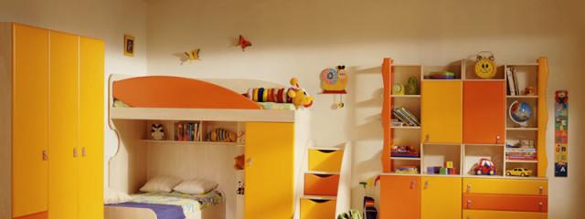 Детская комната — свобода для творчества