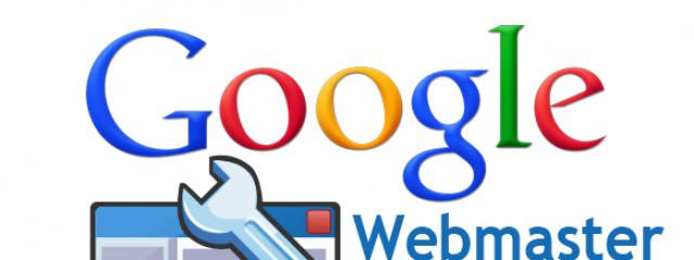 Обновление Google Webmaster Tools
