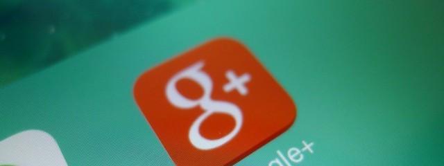 Очередная смена руководства в Google+