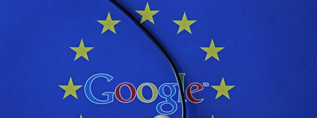 Европа против Google