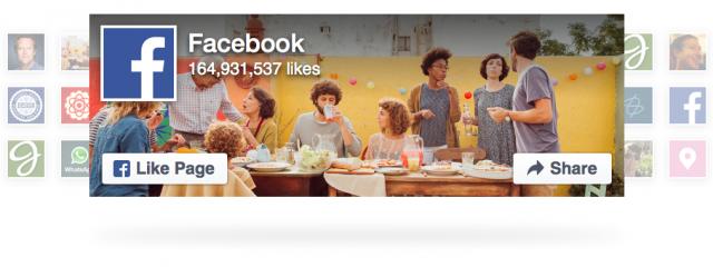 Facebook меняет Like Box для сайта на Page Plugin