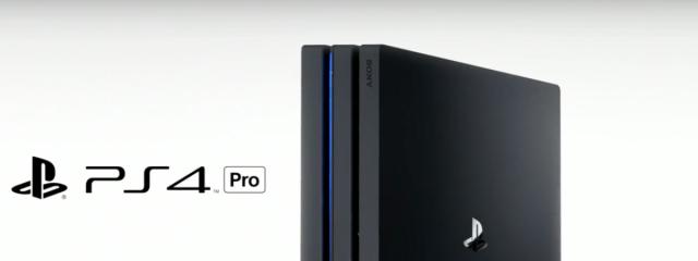 Sony анонсировала PlayStation 4 Pro — более мощную версию обычной PS4