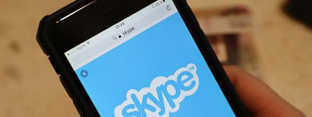 Skype полностью восстановил работу сервиса