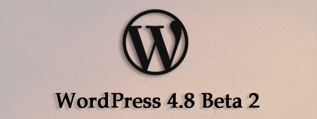 Релиз WordPress 4.8 «Evans»