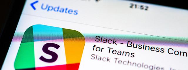 Мессенджер для рабочей переписки Slack оценили в $5,1 млрд