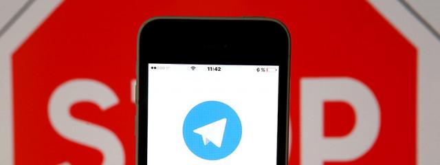 Мессенджер Telegram дал сбой в Азии