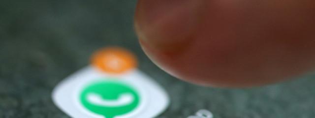 Пользователи пожаловались на сбои в работе WhatsApp