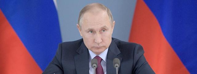 Путин призвал ужесточить ответственность для организаторов «групп смерти»
