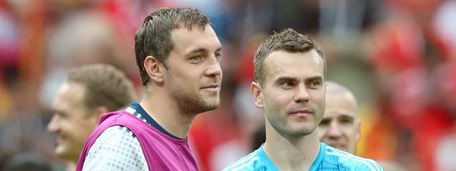 Акинфеев и Дзюба стали самыми популярными героями в «Одноклассниках»