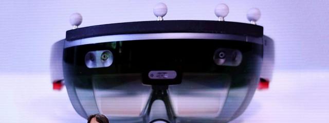 Microsoft представила очки смешанной реальности HoloLens 2