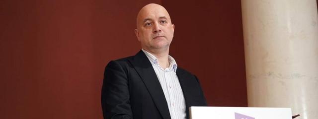 РКН связал блокировку аккаунта Прилепина с вмешательством в выборы