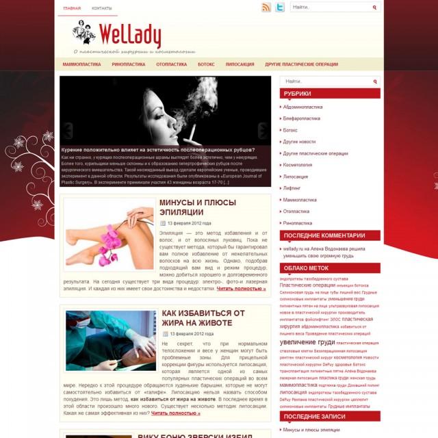 Новости пластической хирургии и косметологии